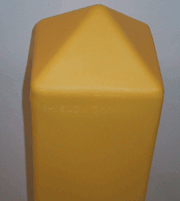Bollard Sleeve Square